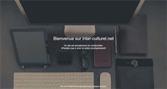 Preview of inter-culturel.net