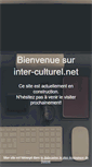 Mobile Preview of inter-culturel.net